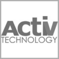 Activ Tech Grey Border